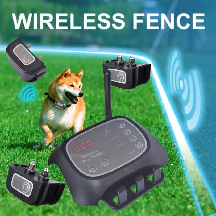 barriere sans fil pour chien