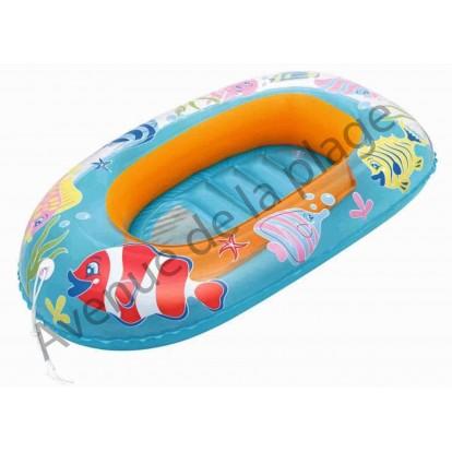 bateau de plage gonflable