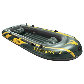 bateau gonflable 3 places