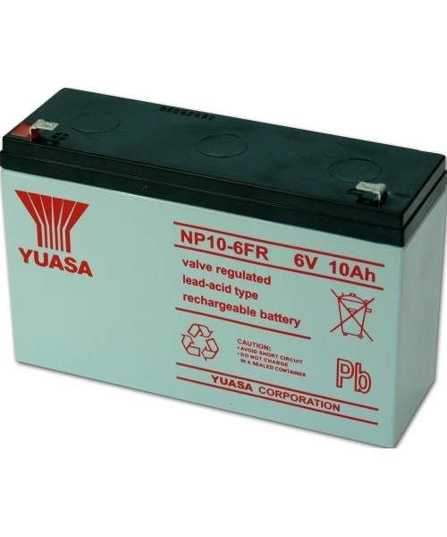 batterie 6v 10ah rechargeable