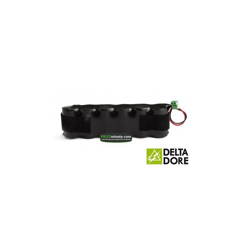 batterie alarme delta dore