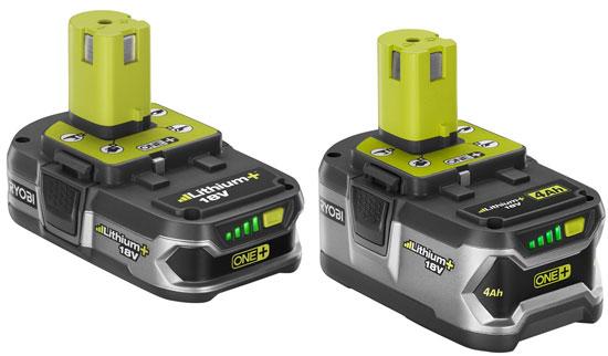 batterie lithium 18v ryobi