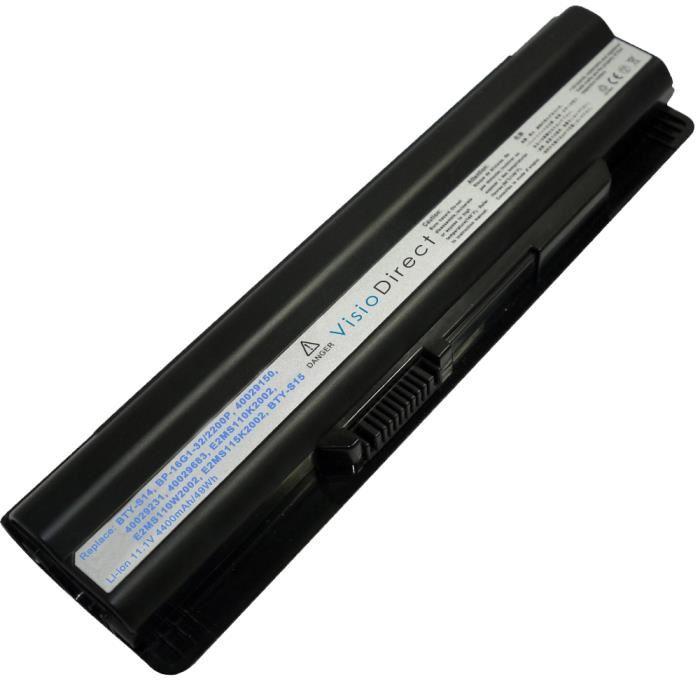 batterie msi cr70