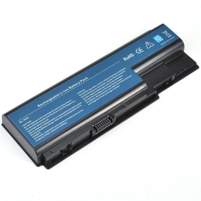 batterie ordinateur packard bell