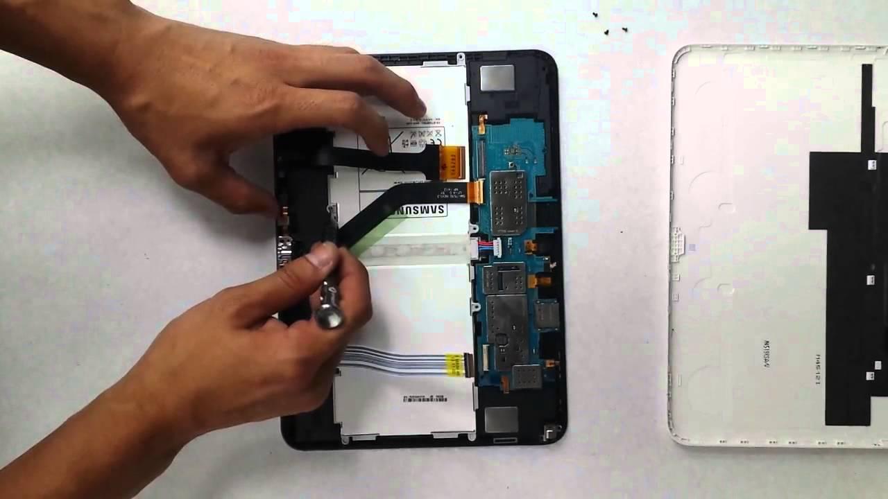 batterie samsung galaxy tab