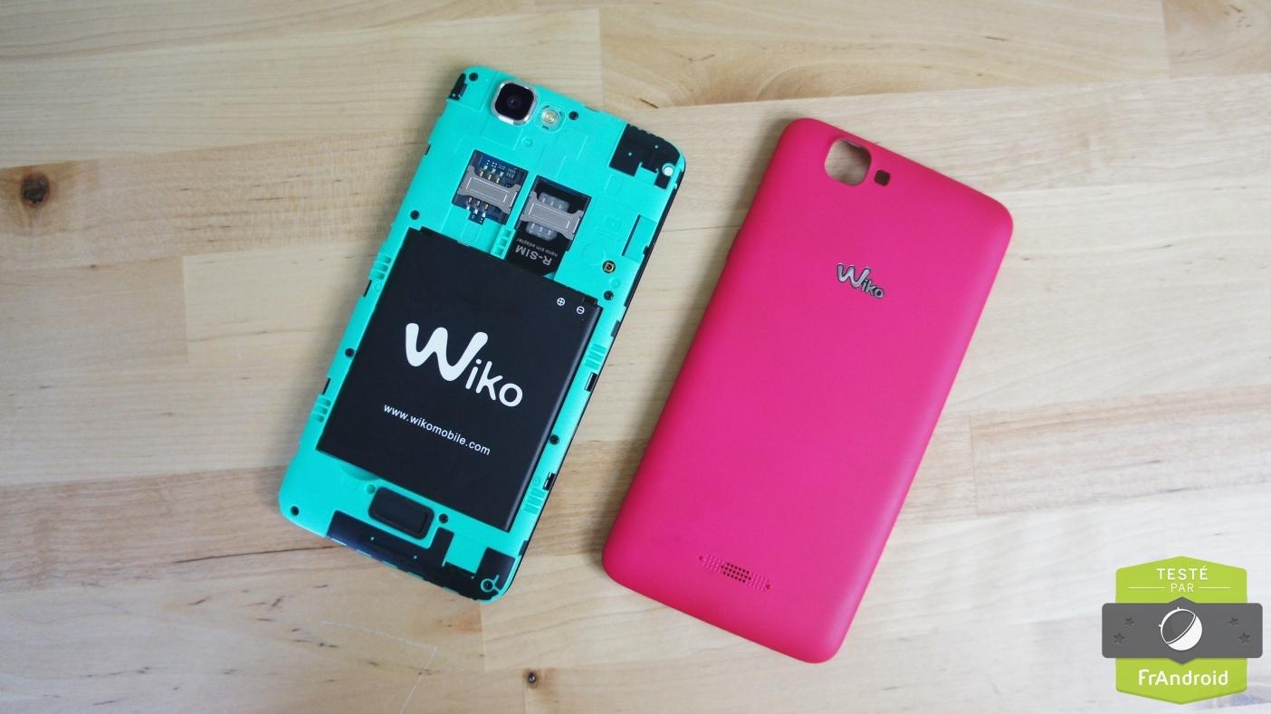 batterie telephone wiko rainbow