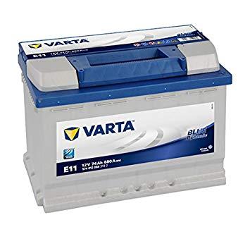 batterie varta e11