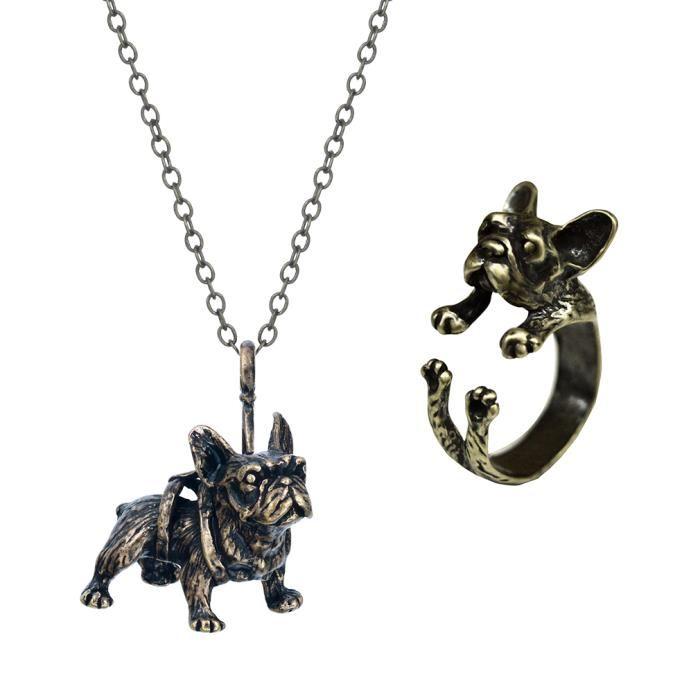 bijoux bouledogue français