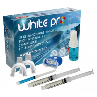 blanchiment dentaire white pro