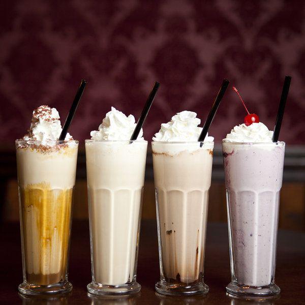 blender pour milkshake