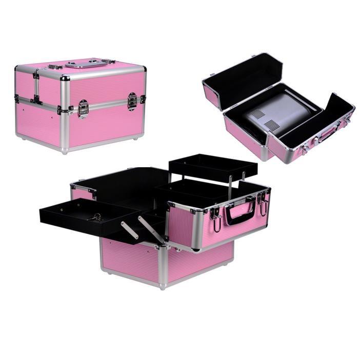 boite de rangement pour maquillage professionnel