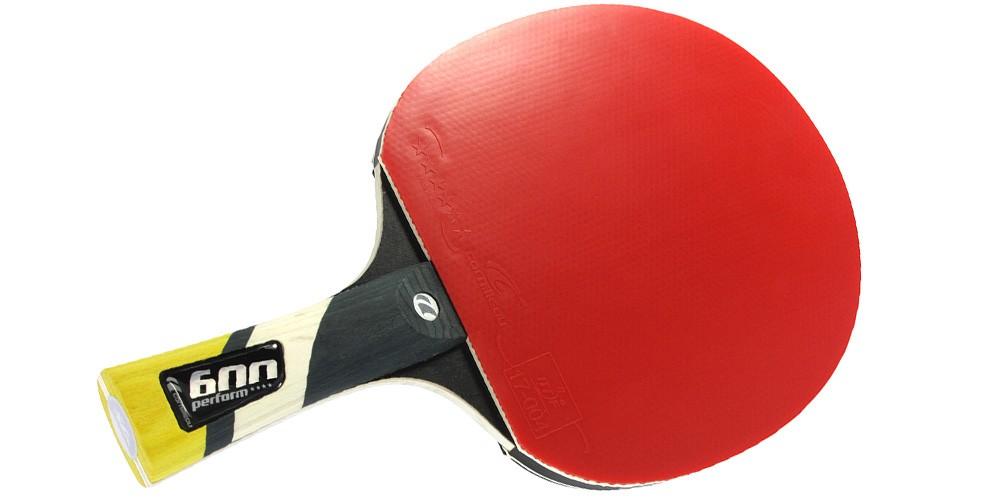 bonne raquette de ping pong