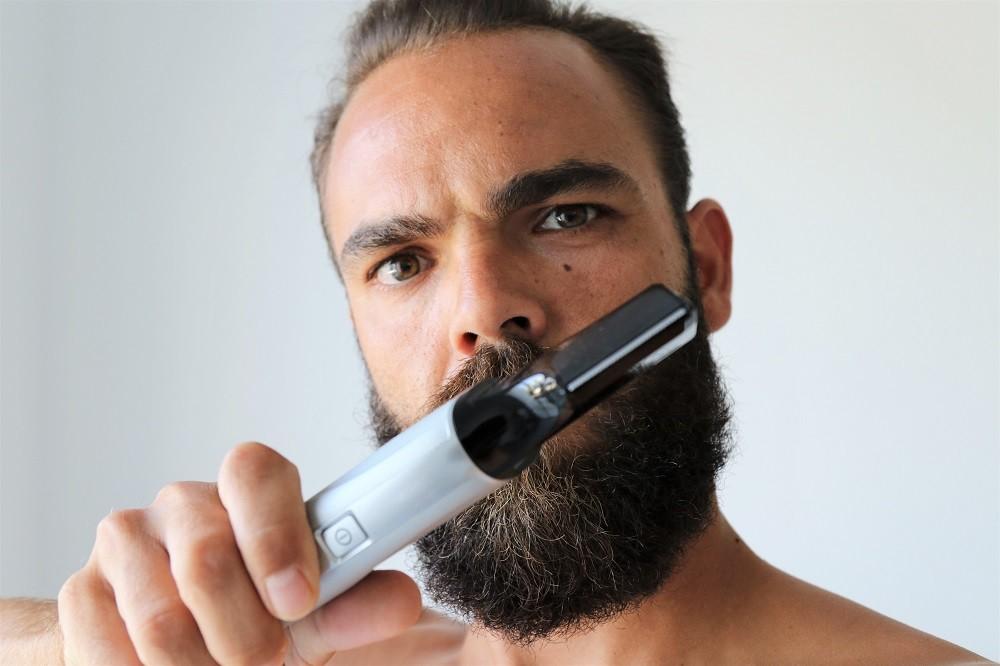 bonne tondeuse barbe