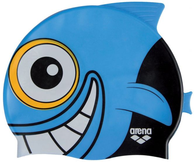 bonnet piscine requin