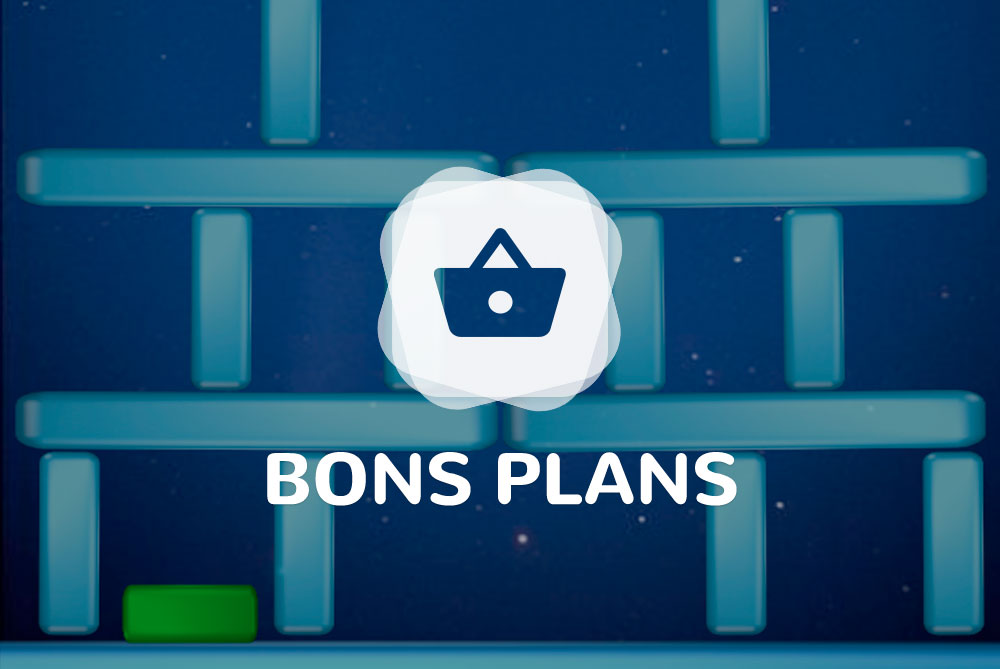 bons plans iphone