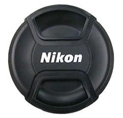 bouchon objectif nikon 18-55