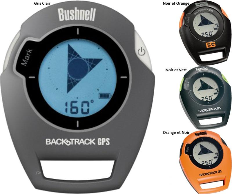 boussole électronique backtrack bushnell
