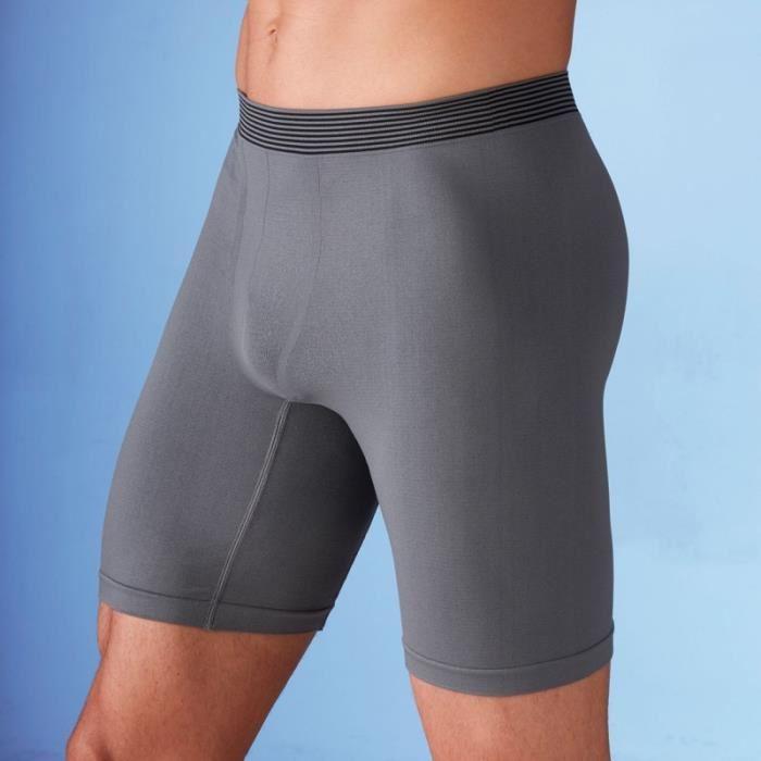 boxers longs homme