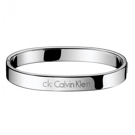 bracelet calvin klein femme argent