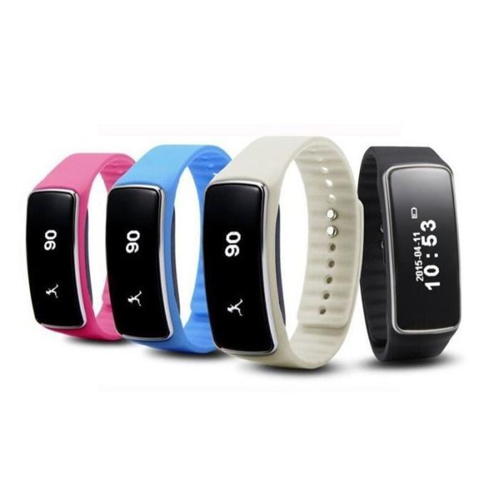 bracelet connecté iphone
