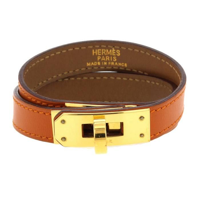 bracelet cuir hermes