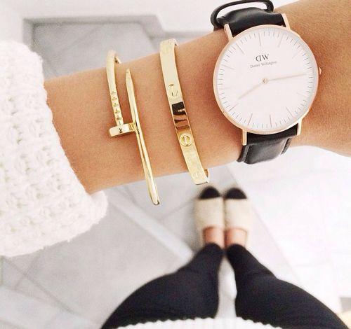 bracelet daniel wellington femme