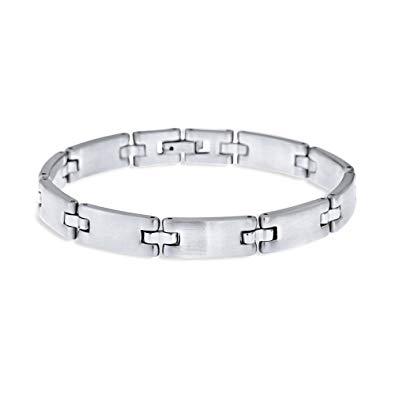 bracelet en acier homme