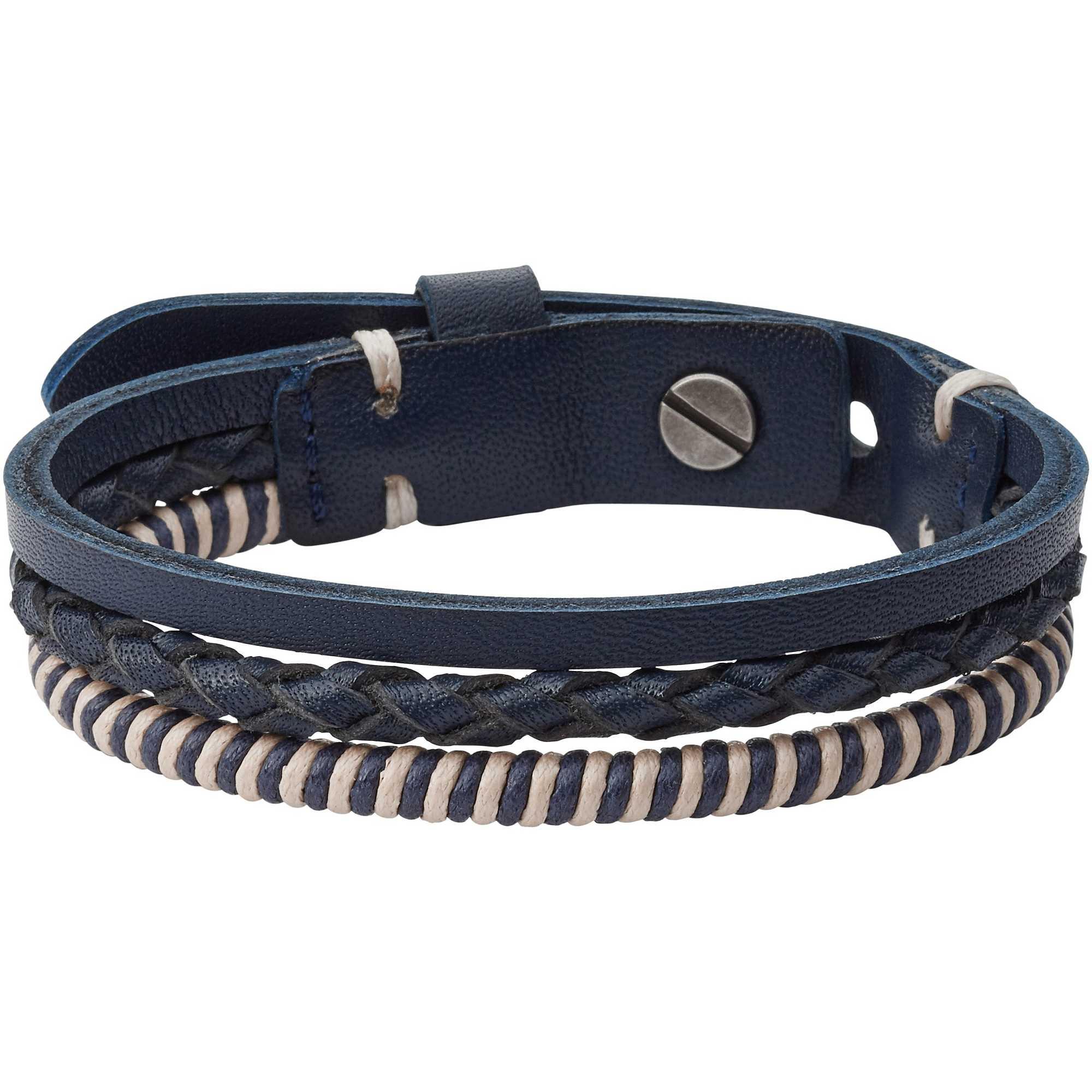 bracelet fossil homme