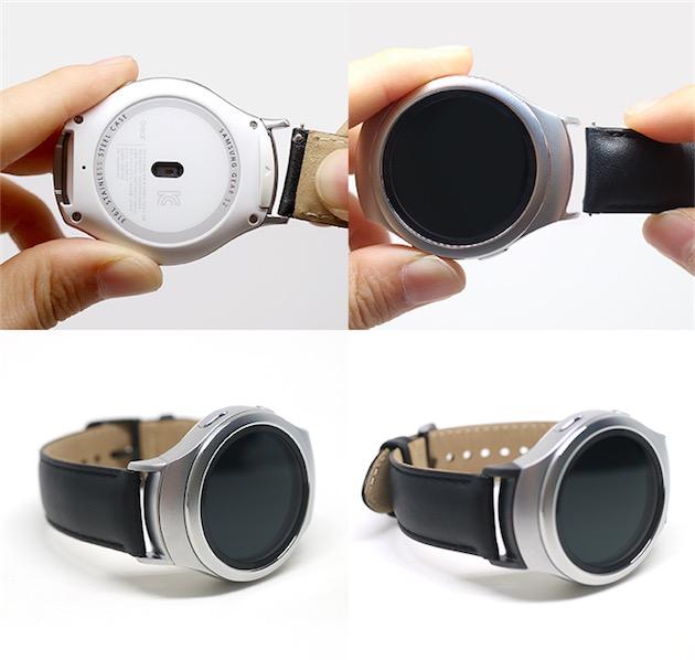bracelet gear s2 sport
