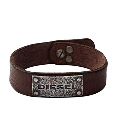 bracelet homme cuir diesel