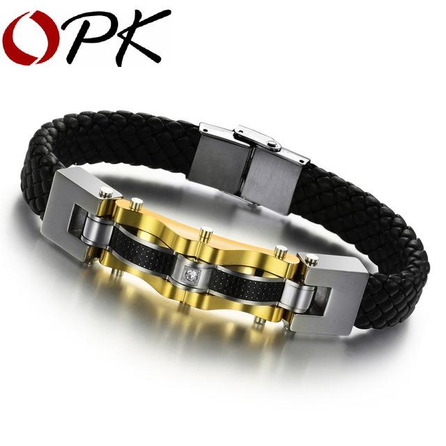 bracelet homme de luxe