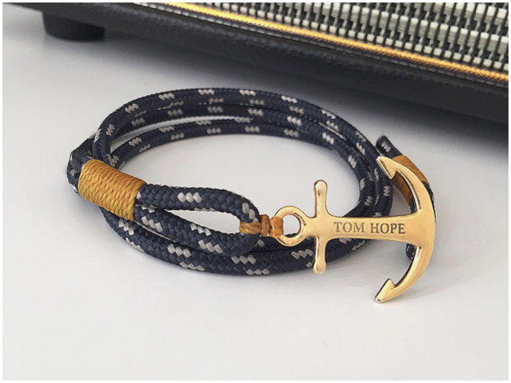 bracelet hope ancre