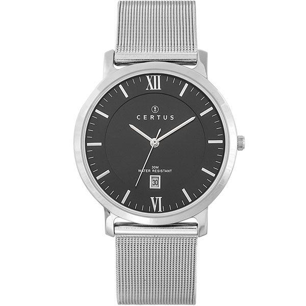 bracelet montre certus homme
