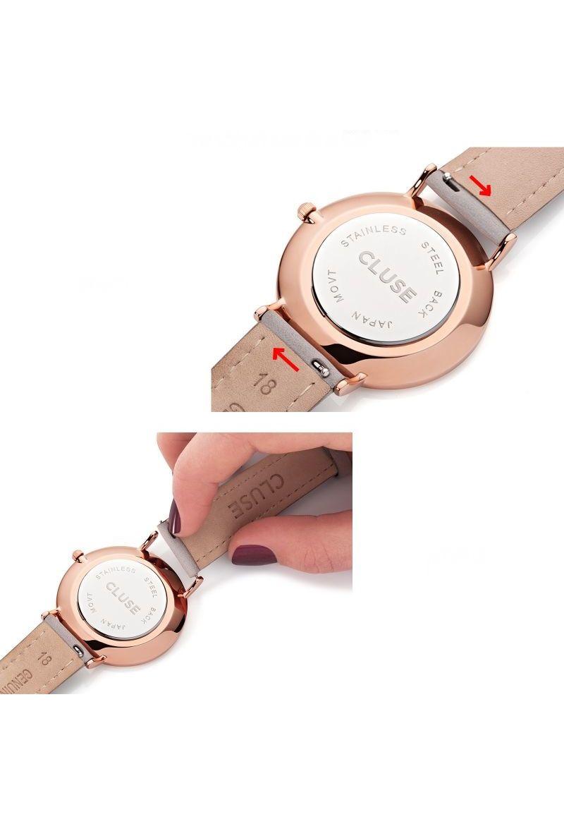 bracelet montre cluse