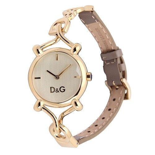 bracelet montre dolce gabbana