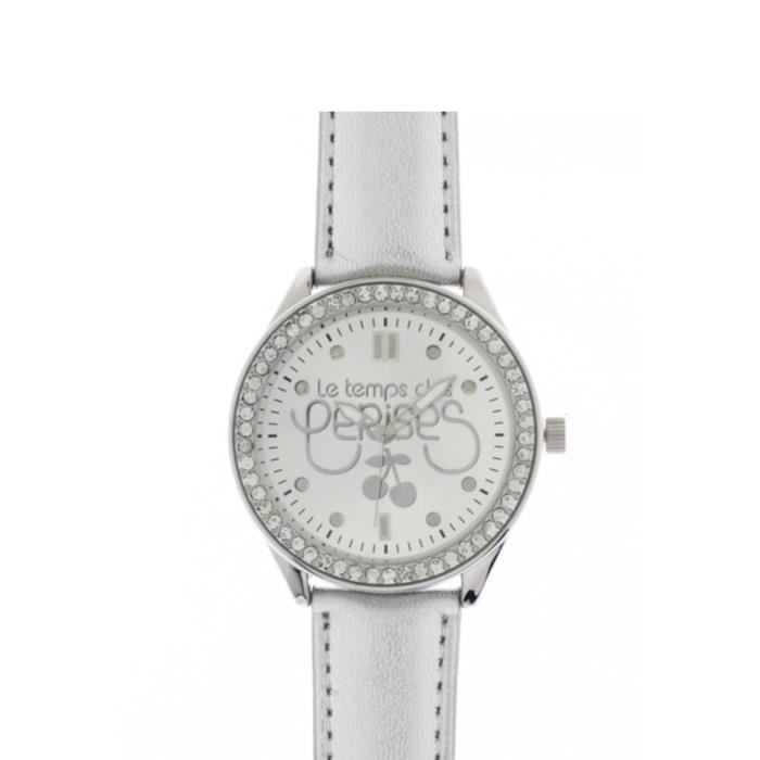 bracelet montre le temps des cerises