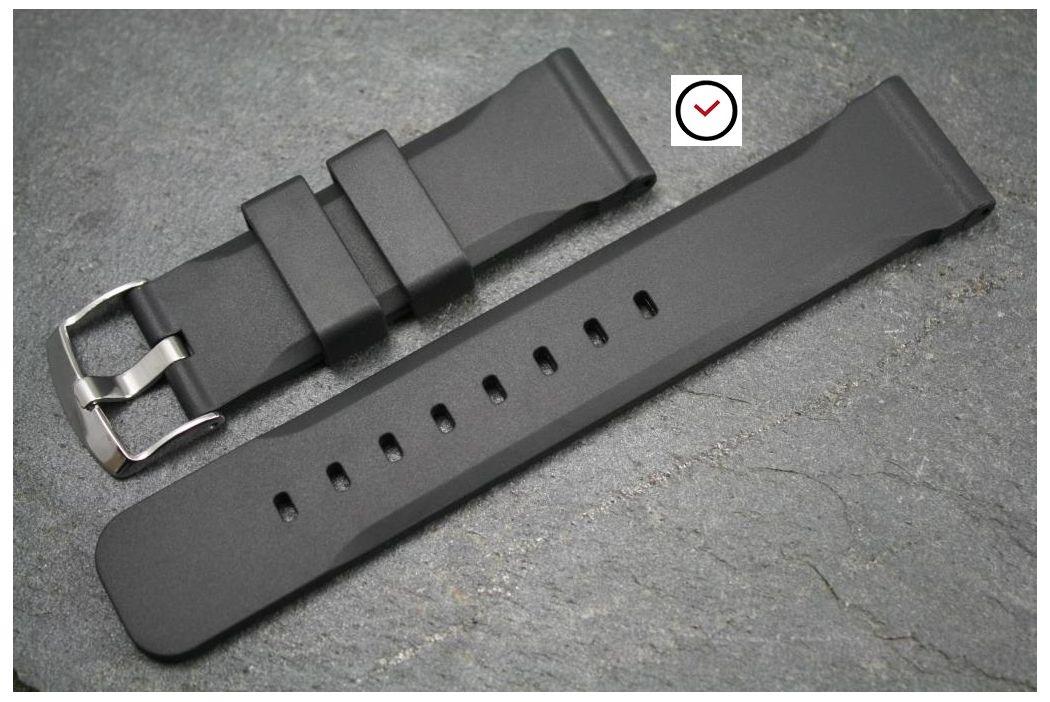 bracelet montre seiko caoutchouc