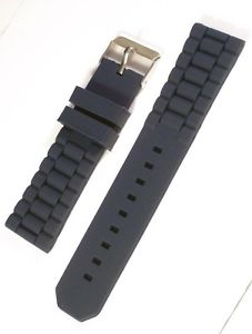 bracelet montre silicone 22mm