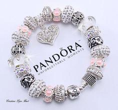 bracelet pandora avec charms