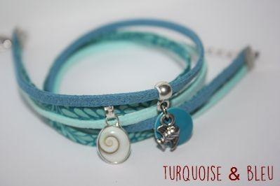 bracelet porte bonheur oeil