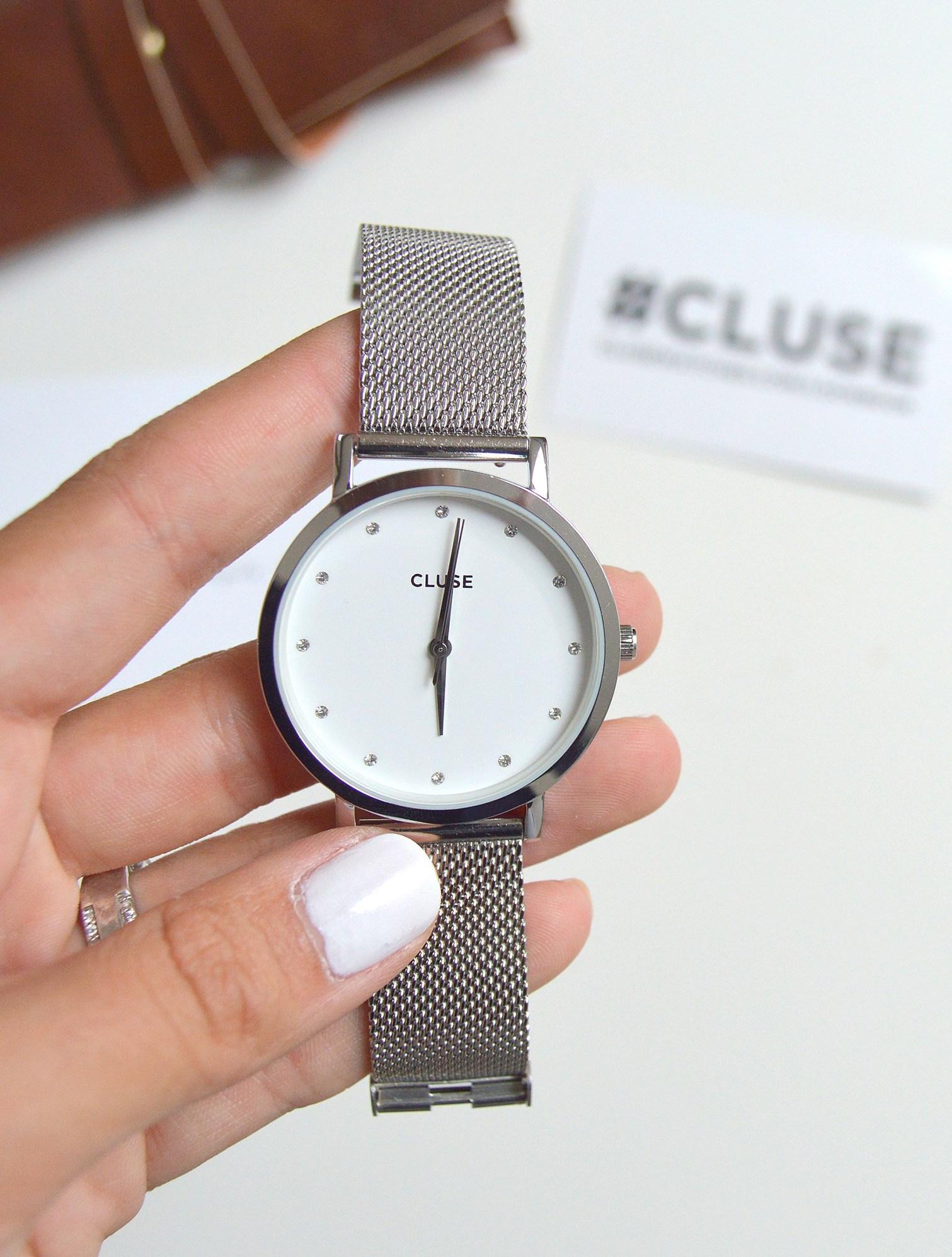 bracelet pour montre cluse