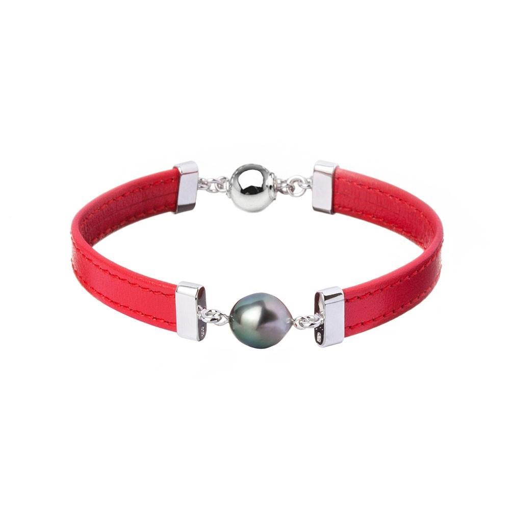 bracelet rouge femme