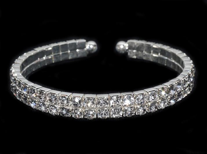 bracelet strass mariage