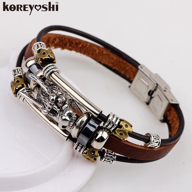 bracelet vintage homme