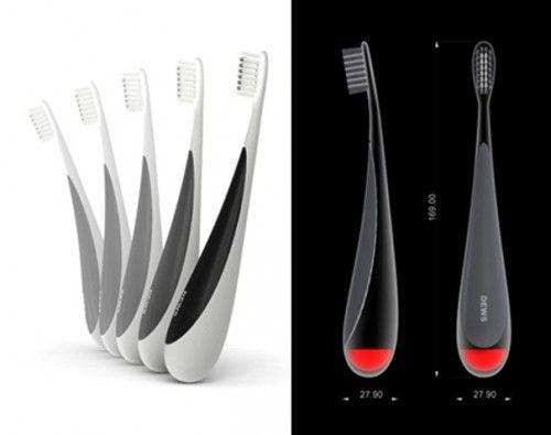 brosse a dent design
