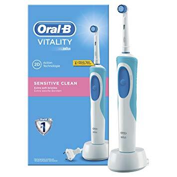 brosse a dent electrique braun