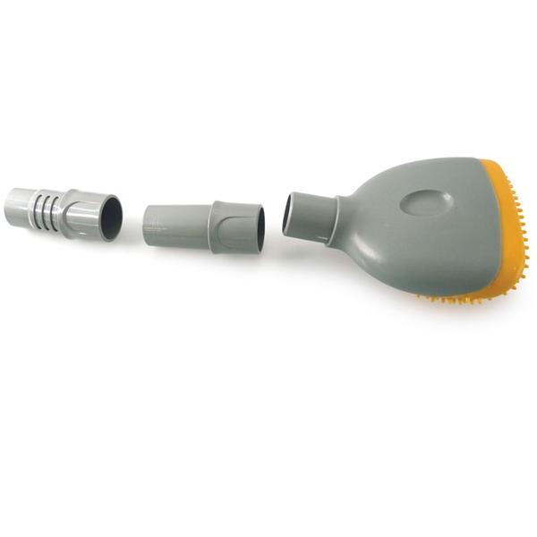 brosse aspirateur poil chien