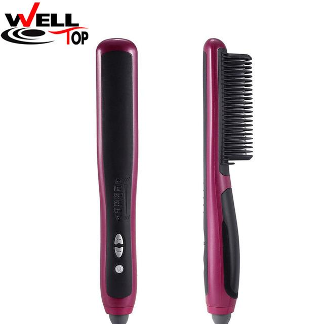 brosse cheveux ionique