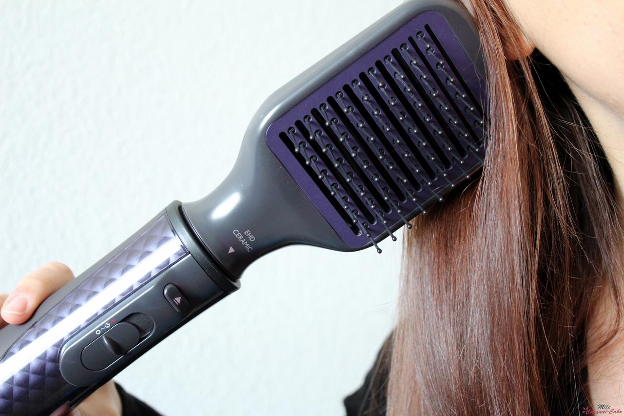 brosse soufflante qui n abime pas les cheveux