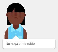 bruit en espagnol